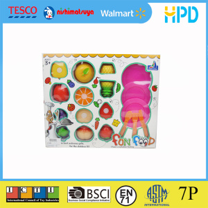 Kitchen Pretend Food Play Cutting Fruit Toys