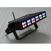 30 Degree DMX LED Stage Light Of Red / Green / Blue / White