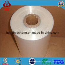 Высокое качество пластиковой упаковки ПВХ термоусадочная пленка