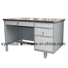Cheap Office Desk/Metal Office Desk/3 Drawer Metal Office Table