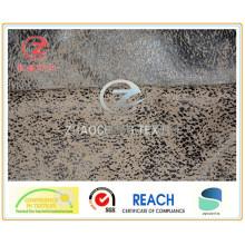 225D Warp Suede Bronzing Garment Fabric (ZCGF100)