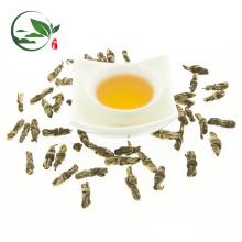 OEM Marca Própria Da Etiqueta Popular Fino Chá Verde Fino Marca Jasmim Borboleta Knot Scented Diet Tea