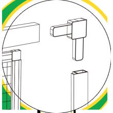 Screen replacement aluminium window and door accessories