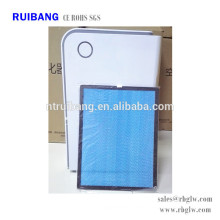 Promotion Good Quality Active Carbon Activated Coal PP Corrugated Air Filter for Air Purifer