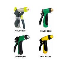 Set de boquilla de pulverización ajustable de patrón profesional 7, juego de boquilla de pulverización de jardín, conjunto de pistola de pulverización