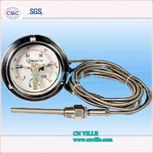 Termómetro de contacto eléctrico