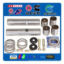 Dongfeng piezas de camiones de dirección nudillo rey pin kit de reparación 30B14-01021