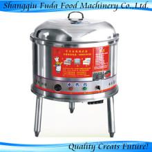 Machine de cuisson à vapeur à bouilloire Jacket à l'acier inoxydable