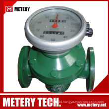 Diesel flow meter oval gear