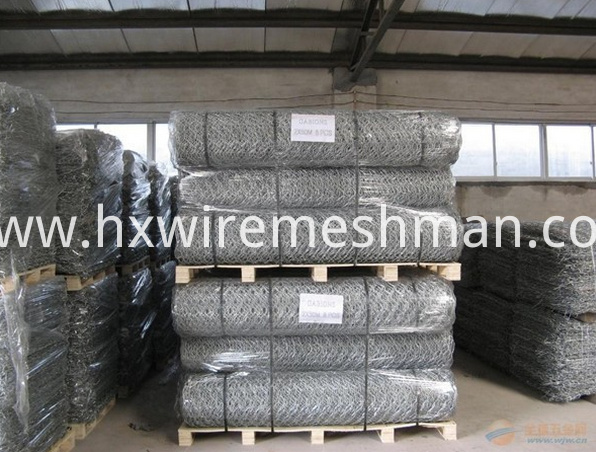 gabion packing