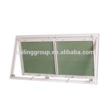 Knuaf Stype Aluminium Gipskarton Access Panel mit Federschloss