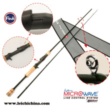 em estoque Micro-Wave Line Controle Megafight Casting Rod