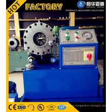 Ce ISO New Condition Finn Power Hydraulic Hose Crimping Machine