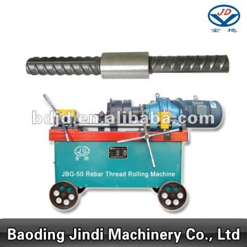 JBG-50 Rebar Tråd Rolling Machine (High Power Motor)