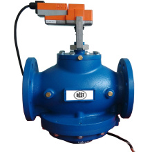 Válvula de flotador tipo diafragma