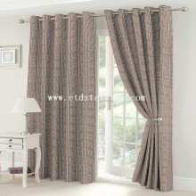 China Factory for Linen Jacquard Curtain FIRST CLASS TYPICAL POLYESTER HIGH GRADE CURTAIN FABRI supply to Zambia Factory