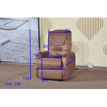 Strapazierfähiger Stoff Sofa Stuhl mit Gaslift (D01-S)