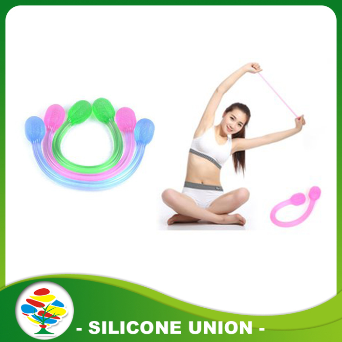 silicone chest expander