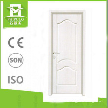 2018 Phipulo brand single door leaf MDF panel melamine wooden door