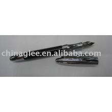 stylo en cuir