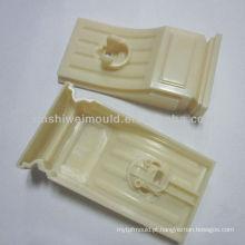 peça plástica moldada por injeção