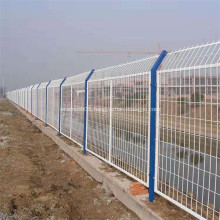 Powder Coated Wire Mesh Garden Fencing