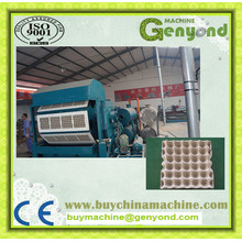 Small Output Egg Carton Machine