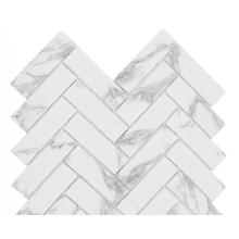 Azulejos de mosaico de mármol para piso de cocina