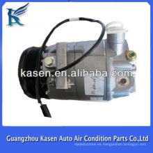 PV6 109MM 12V CVC compresor de aire automático para Volkswagen GOL PARATI SAVEIVO1.8 MAIO DE 2002