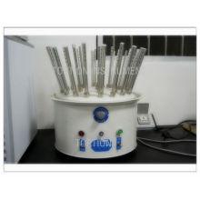 Séchoir à air à réacteur en verre série TXH pour la classification en laboratoire