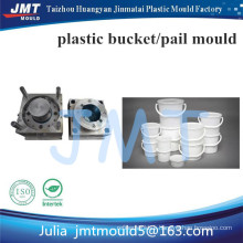 good design Injection plastic bucket mould,5L 10L 15L