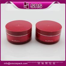 SRS échantillons gratuits cosmétiques 100ml 200ml récipients en plastique pour produits capillaires