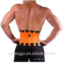 men use back pain heat belt waist slimming belt back brace belt