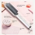 Escova de alisamento de cabelo Equipamento de alisamento de cabelo para beleza