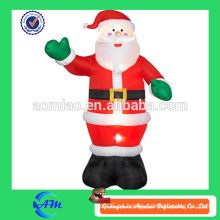 ¡Feliz Chriatmas! Inflatable santa decoration in christmas para la venta