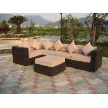 Последний диван дизайн современной плетеной садовой мебели