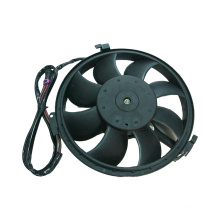 Auto radiator cooling fan for A4 A6 A8