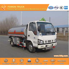 Japan Technology 100P 4x2 sulfuric acid tank truck