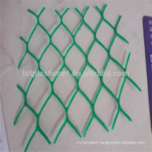 PP extruded Plain Plastic Wire Mesh for farming