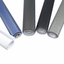 Discount Price Pet Film for Brushed Car Wrap BRUSHED METALLIC PVC CAR STICKER supply to Netherlands Manufacturer