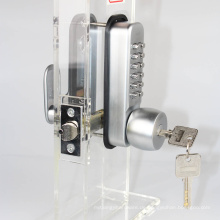 Hersteller Mechanisch Schlüsselcode Schloss mit doppelter Sicherheit