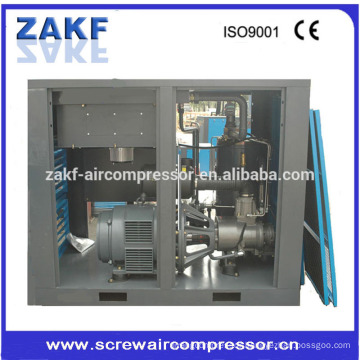 Electric one stage 50hp price of screw compressor vertical air compressor