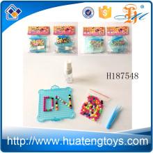 H187548 Neue vermarktete kleine Kits Kinder pädagogischen Spielzeug diy führte Perle zum Verkauf