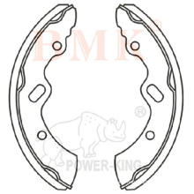 Hot Sales and High Quality Brake Shoe (K6722)