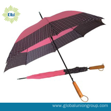 Auto Open Outdoor Ladies Fashion Umbrella