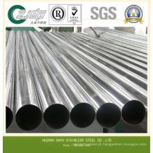Tubo de solda de aço inoxidável de alta precisão que faz a máquina