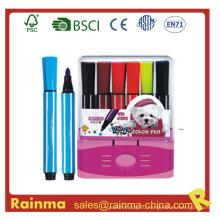 Мини-ручка цвета воды в коробке PP