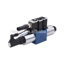 Electroválvula proporcional para prensa hidráulica