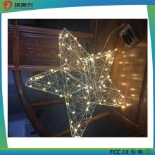 LED Lights for Holiday Decoration Iron Christmas Light