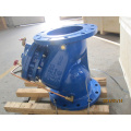 Cast iron pump control valve water check valve
